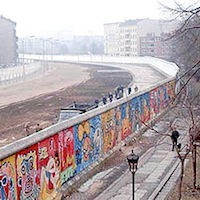 Mur de Berlin, 1986