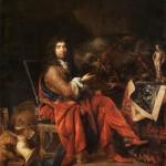 Nicolas de Largillière, Portrait de Charles Le Brun, XVIIe siècle, huile sur toile, 232 x 187 cm, Paris: musée du Louvre