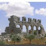 Espace sacré en Syrie