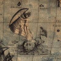 Paolo Forlani, Fortuna Audax, Vniversale descrittione di tvtta la terra conoscivta fin qvi, Venice, 1565