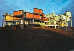 Ecole d'architecture Nanterre
