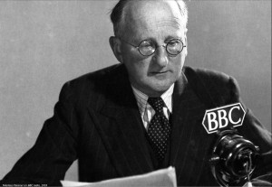 Pevsner on BBC radio 1955