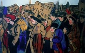Pierre Dantoine, Manifestation à Carcassonne le 26 mai 1907