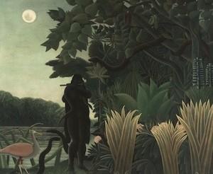 Henri Rousseau, dit le Douanier (1844-1910) La Charmeuse de serpents, 1907 Paris, musée d'Orsay, Legs Jacques Doucet, 1936 © RMN-Grand Palais (Musée d'Orsay) : Hervé Lewandowski