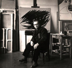 Portrait de Hans Hartung