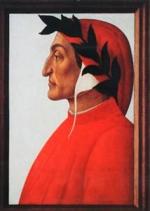 Sandro Botticelli, Dante, 1495, Genève, Collection privée