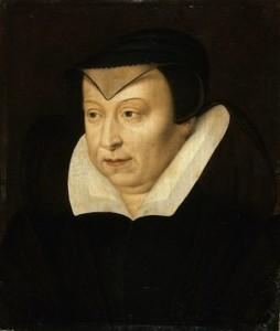 Anonyme, Catherine de Médicis, Paris, Louvre
