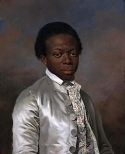 Marie-Victoire Lemoine, Portrait de Zamor, 1785