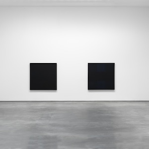 "Ad Reinhart, ""Black Paintings,"" 1954-1967"