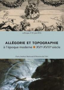 Allégorie et topographie
