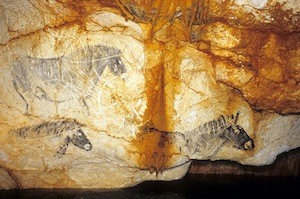 Décorations pariétales de la grotte Cosquer