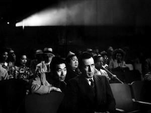 """John Huston, """"Griffes jaunes"""", 1942"""