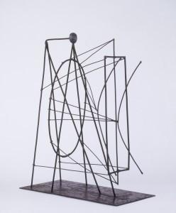 Picasso, Figure-Monument-Appolinaire