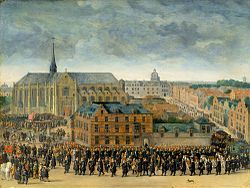 Antoon Sallaert, L'ommegang de Bruxelles,1615