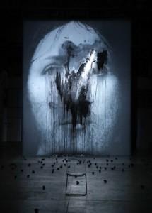 Romeo Castellucci, Sur le concept du visage du fils de Dieu, mise en scène de 2012