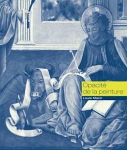 Louis Marin, Opacité de la peinture