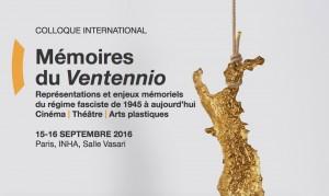 Mémoire du Ventennio