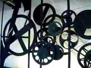 Jean Tinguely, Requiem pour une feuille morte, 1967 (détail)