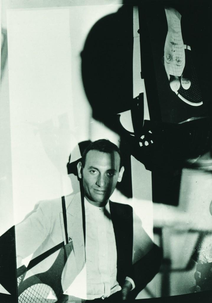 Maurice Tabard, René Lacoste, vers 1940, Berlin, Kunstbibliothek