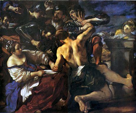 Conferences De Catherine Puglisi A L Ephe Les Changements De Style Radicaux Dans La Peinture Baroque Le Blog De L Apahau