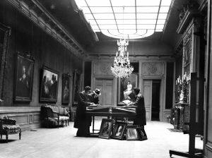 Guerre 1939-1945. Inventaire de la galerie Wildenstein, 57, rue La Boétie. Paris, avril 1941.